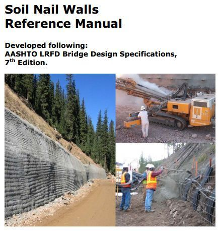 Soil Nailing Manual de Referencia